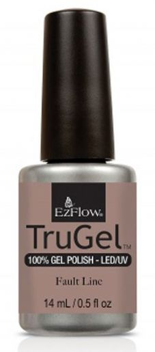 Ezflow Trugel Led/UV Gel Polish - Fault Line - 0.5oz/14ml